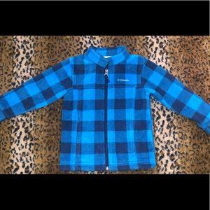 Like new Columbia fleece jacket